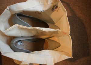 lovethyheels in bag