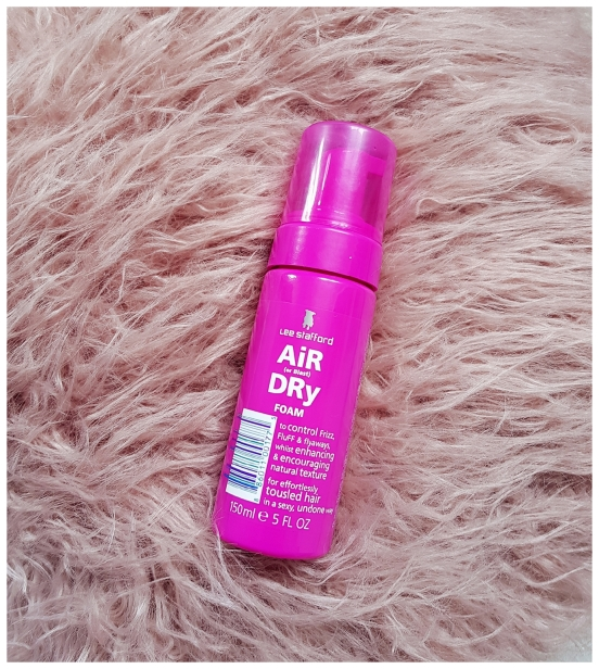 Lee Stafford - Air Dry Mousse