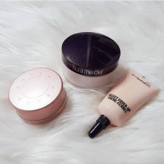 Becca Cosmetics Under Eye Brighter / Laura Mercier Secret Brightening Powder / Mac Select Cover Up Concealer