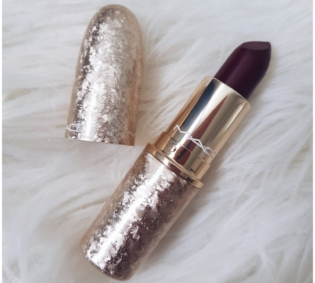 Mac Snowball Collection Lipstick Elle Belle