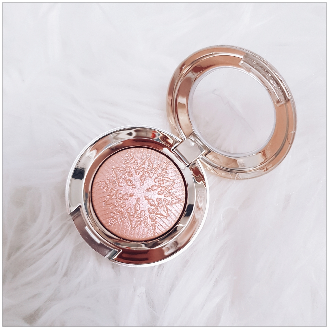 Mac Snowball Collection Eyeshadow Delicate Drift