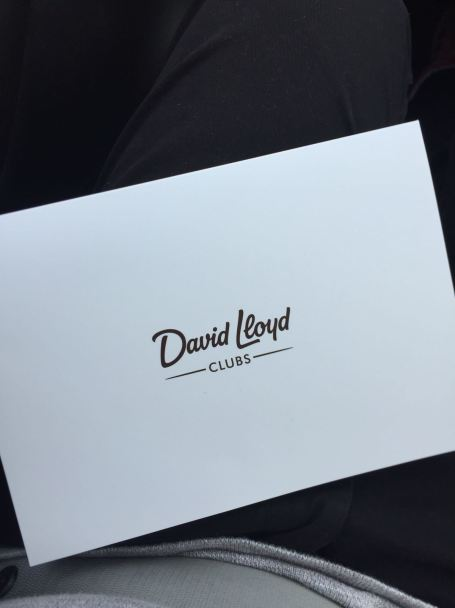 David Lloyd Subscription